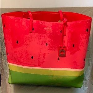 Watermelon Kate Spade tote